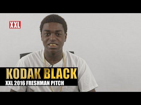 XXL Freshman 2016- Kodak Black Pitch