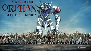 Gambar cover Mobile Suit Gundam: Iron-Blooded Orphans - Ending 4 | Freesia