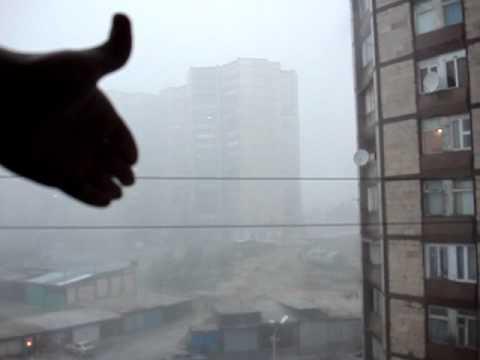 Ереван дождь16 квартал