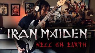 Iron Maiden - Hell on Earth (GUITAR COVER)