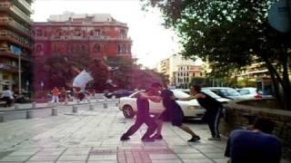 Parkour & Free Running Thessaloniki Greece - The Union