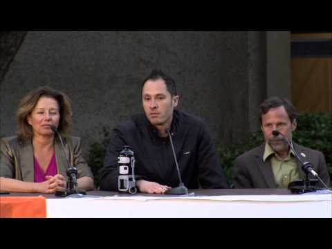 Ask A Scientist about Climate Change - D. Crisp, J. Fisher, L. Tenenbaum - 4/22/2014
