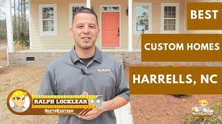 Best Custom Build Home In Harrells North Carolina I Vlog #60
