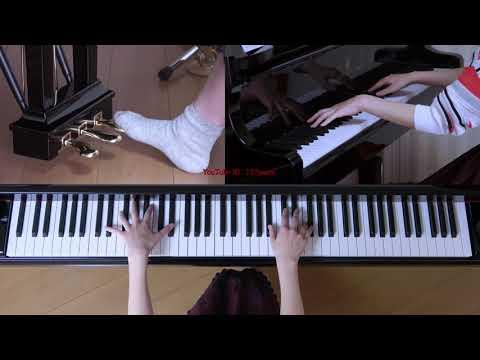 僕らの夏の夢 ピアノ 山下達郎 アニメ映画 『サマーウォーズ』主題歌