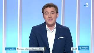 Le CHU de Montpellier victime d'une attaque informatique : plus de 600 ordinateurs infectés