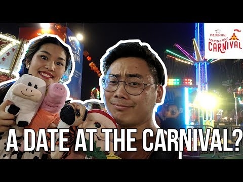 Carnival best place for a date? (Giveaway)
