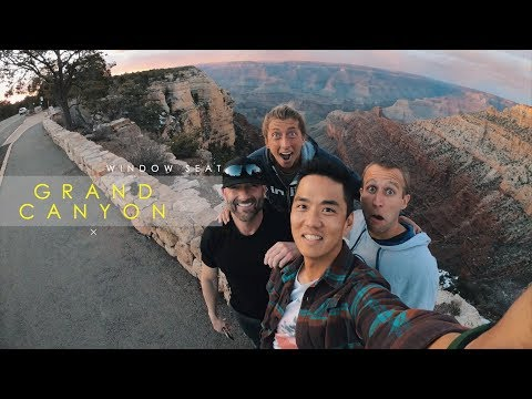 Watch: The Window Seat—Grand Canyon