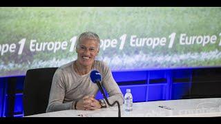 Didier Deschamps sur ses dents et son nouveau sourire :