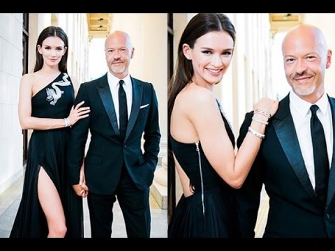 Федор Бондарчук и Паулина Андреева впервые вышли в свет вместе