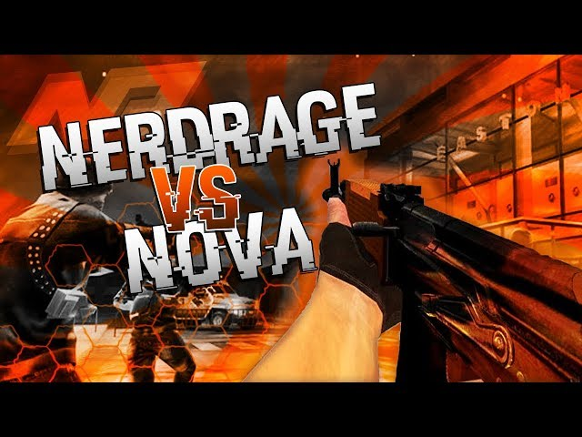 nerdRage vs Nova Highlights Pro Frag Clip [Critical Ops]