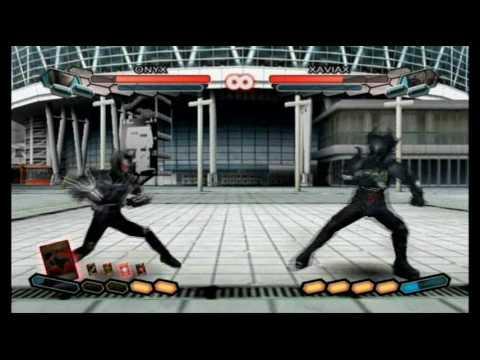Wii Reviews - Kamen Rider Dragon Knight
