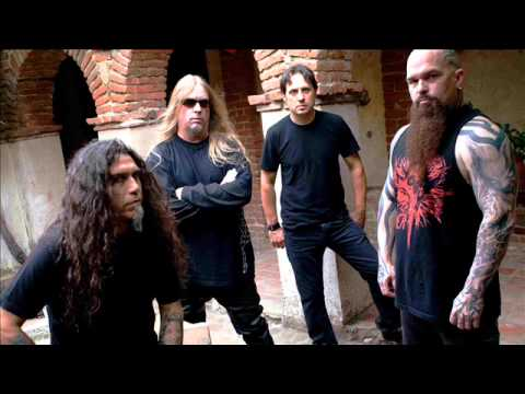 Slayer- God hates us all