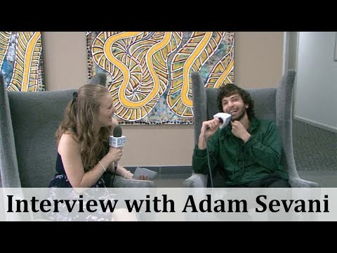 Interview with Step Up Actor Adam Sevani