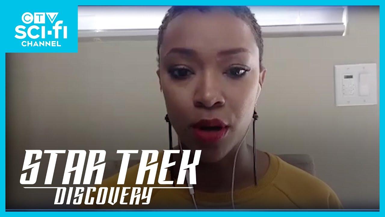 Star Trek: Discovery – Comic-Con Table Read