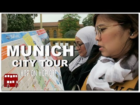 MUNICH CITY TOUR - VLOG 65