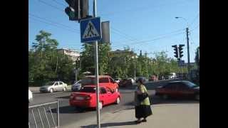 Проблемный светофор у