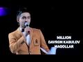 Million & Davron Kabulov - Maqollar