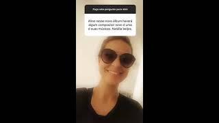 Baixar Aline Barros Respondendo Perguntas Sobre o Seu Novo Álbum VIVA