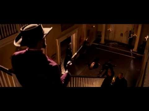 Nespoutaný Django Top scény