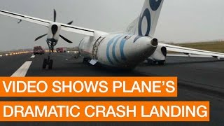 Video Shows Plane