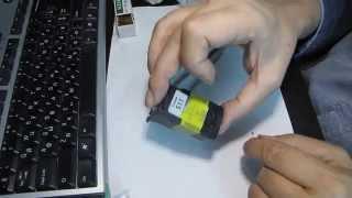 Как заправить картридж Canon CL-511(Как заправить картридж струйного принтера Canon MP280. Заправлял 7.11.2014 - пока чернила не закончились ещё. Смотрит..., 2015-03-04T21:53:02.000Z)