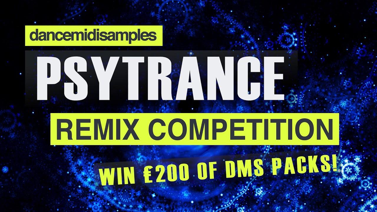 Psytrance Remix Contest - FREE Sample Pack!