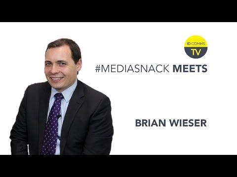 #MediaSnack meets - Brian Wieser (2017)