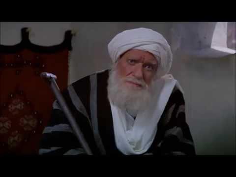 Çağrı filmi (putperestlerin teklifi ve Hz. Muhammed (s.a.v.)'in cevabı sahnesi)