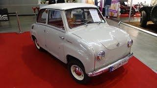 1958, Goggomobil T400, Retro Classics Stuttgart 2015