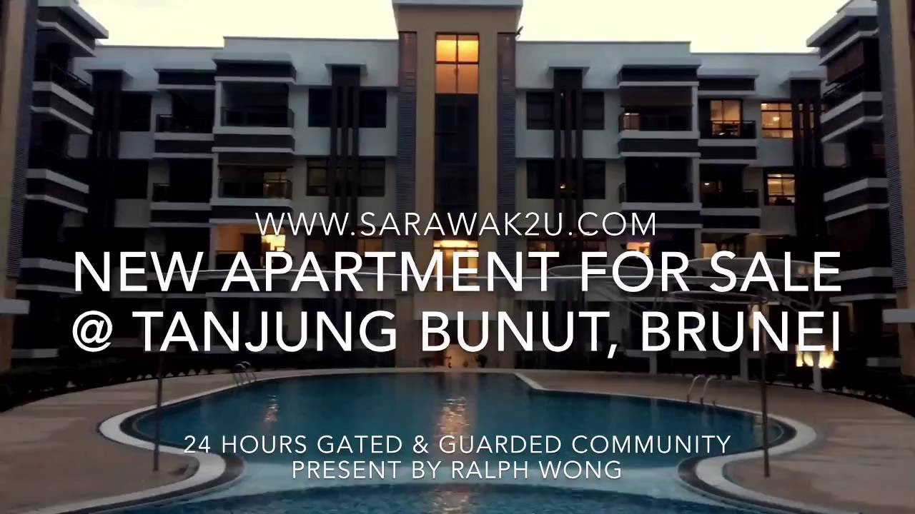 New Apartment For Tanjung Bunut Brunei