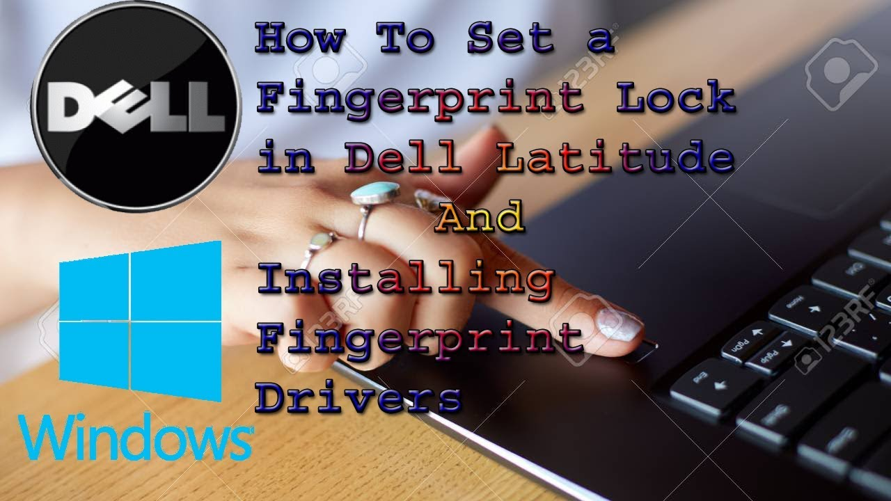 Fingerprint Driver For Windows 10