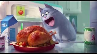"""Кот из мультфильма """"Тайная жизнь домашних животных"""""""