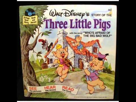 The 3 little pigs youtube