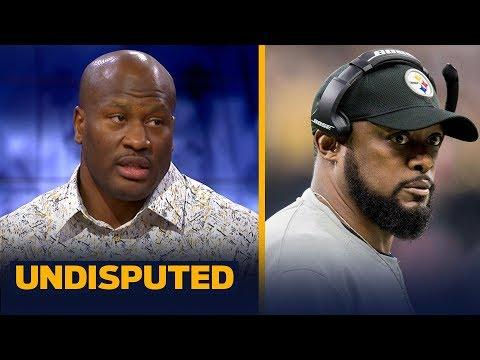James Harrison says Mike Tomlin is biggest factor in Steelers' lackluster season | NFL | UNDISPUTED