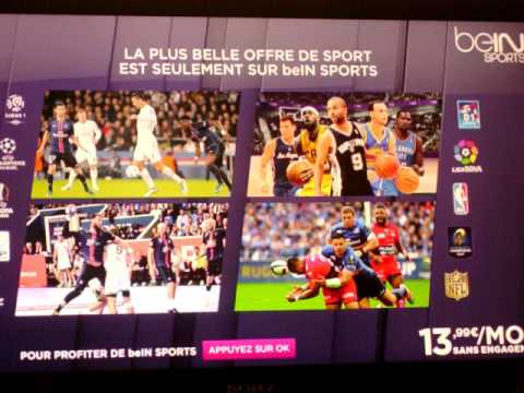 France TV channel zapping cable
