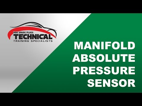 NTK - Manifold Absolute Pressure Sensor (MAP)