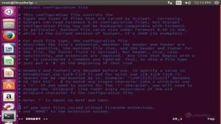 How to Install Scalpel in Linux