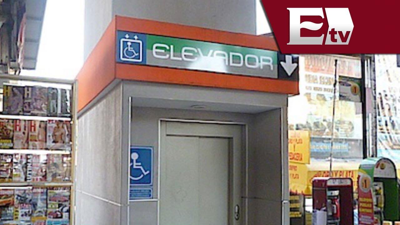 Inauguran Elevadores Para Discapacitados En El Metro