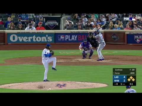 Matt Kemp Grand Slam vs Mets | matt kemp