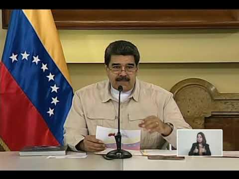 Jornada de trabajo de Nicolás Maduro este 2 noviembre 2018