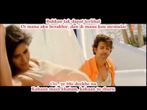 Meherbaan - Full Song - Bang Bang (Hrithik Roshan dan Katrina Kaif) Lirik / Subtitle Indonesia