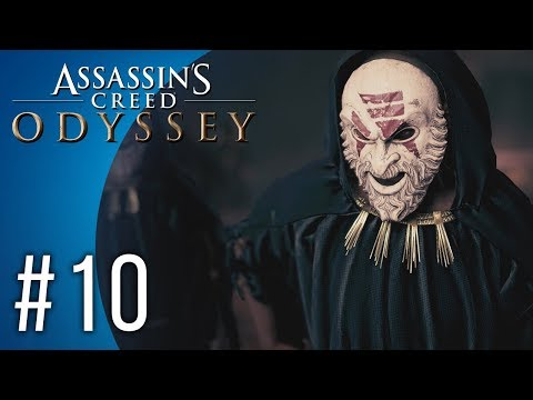 Assassin's Creed: Odyssey #10