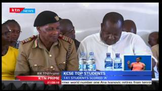 Fred Matiangi: No single result was cancelled in 2016 KCSE results