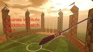 AQ Quidditch Match 2014