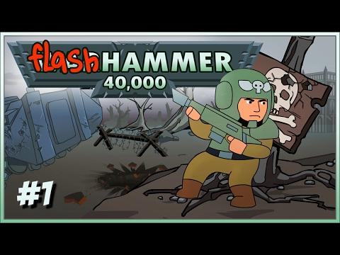 Warhammer 40000 Space Marine Разбор Игры