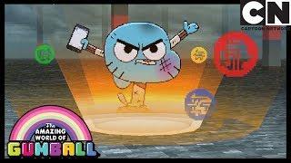 El Increíble Mundo de Gumball en Español Latino  La Consola  Cartoon Network