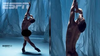 Adam Rippon, Jerry Rice And More Athletes Go Fully Naked For Espn's 2018 Body Issue