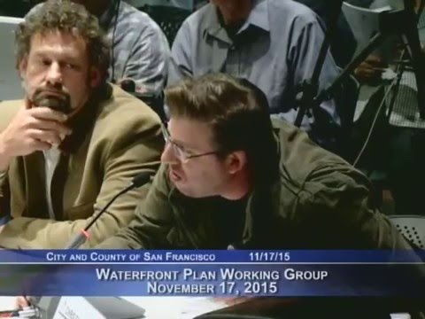 Port of San Francisco Waterfront Plan Working Group Update - 11-17-15