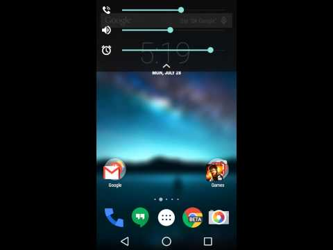 Paranoid Android 4.5 Alpha 2(m8)