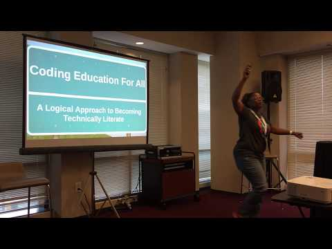 Coding Education for All - We RISE Conference